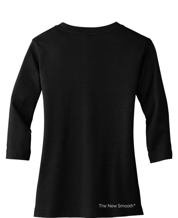 The New Smooth 3/4 Sleeve Shirt